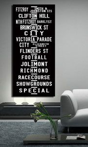 The original Tram & Bus Scrolls company. We were the first tram and bus scrolls company and to this day we still offer the very best quality of canvas. Cash Box, Money Box, Melbourne Tram, Clifton Hill, Custom Canvas Prints, Scroll Design, Sporty Style, Interior Inspiration, My House