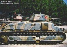 Char Somua  S-35  French Medium Tank