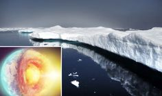 08/04/2016 - CLIMATE CHANGE SHOCK: Ice sheet melt caused by heat from Earth's core NOT global warming - wow, Zetas right again. From 1995, http://www.zetatalk.com/poleshft/p24.htm re: warming core.
