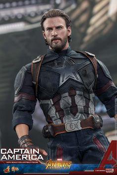 Captain America hot toys