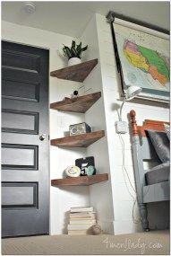 Small Bedroom Organization (44)