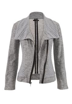 asymmetrical quilted jacket - maurices.com