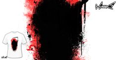 T-shirts - Design: Reaper - by: Lou Patrick Mackay