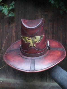 """Witchhunter-hat """"Imperial""""-1 by ~Leder-Joe on deviantART"""