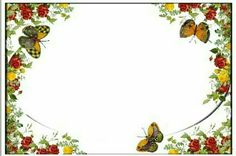 images of gallery yopriceville Butterfly Frame, Borders And Frames, Photoshop, Easter, Wreaths, Home Decor, Facebook, Gallery, School