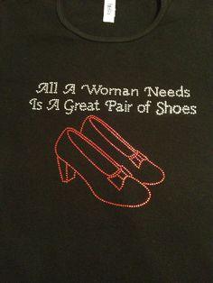 Wizard of Oz TShirtDorthy's Ruby Red Shoes DesignOz by sayvende, $28.00