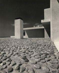 Casa Rozès, Roses (Girona).José Antonio Coderch. 1961-62