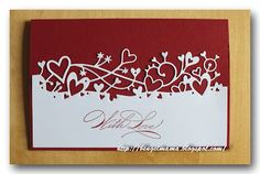 Cherish Border von Craft Die