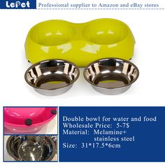 Lepetco is a wholesale manufacturer of non-slip stainless steel and melamine slow feed dog bowl with reasonable price for 7 years. We are looking for worldwide partner and wholesalers Any interest and more details,please check: www.lepetco.com Best Regards Lepet Family Mail:sales01@lepetco.com Tel: 86-022-28424860 Elevated Dog Bed, Elevated Dog Bowls, Online Pet Supplies, Dog Supplies, Chain Link Dog Kennel, Raised Dog Beds, Pet Cooling Mat, Stainless Steel Dog Bowls, Cat Litter Mat