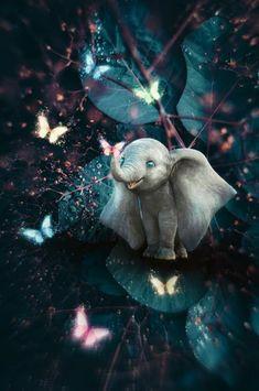 Baby elephant wallpaper by - ec - Free on ZEDGE™ Cartoon Wallpaper, Cute Wallpaper Backgrounds, Animal Wallpaper, Disney Wallpaper, Cute Wallpapers, Cool Elephant Wallpapers, Wallpaper Awesome, Most Beautiful Wallpaper, Photo Elephant