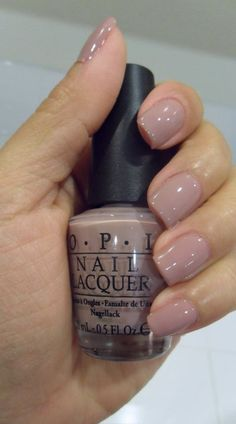 OPI Tickle My France-y – my new spring 2014 go to nail polish. by luella OPI Tickle My France-y – my new spring 2014 go to nail polish. by luella Opi Nails, Nude Nails, Coffin Nails, Acrylic Nails, Nagellack Trends, Manicure Y Pedicure, Pedicures, Neutral Nails, Colorful Nail Designs