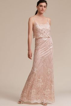 99b80e1cf2 Arden Dress. Embellished Bridesmaid DressBhldn ...