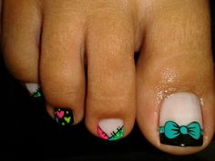 Convinaciones                                                                                                                                                                                 Más Toe Nail Designs, Acrylic Nail Art, Toe Nails, Minnie Mouse, Hair Beauty, Fingernails Painted, Decorations, Nail Art Designs, Christmas Nails