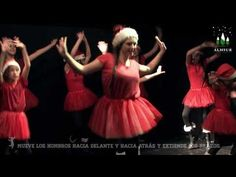 COREOGRAFÍA FLASHMOB NAVIDEÑO ALHSUR 2013 - YouTube Christmas Dance, Activity Days, Prom Dresses, Formal Dresses, Recital, Ballet Skirt, Xmas, Granada, Dance Workouts