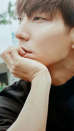 Lee joon ki....so much binding eyes
