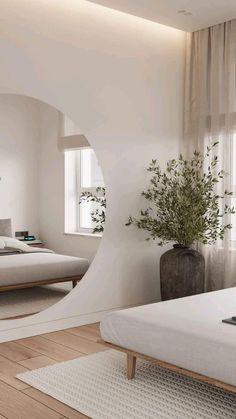 Home Room Design, Home Interior Design, Interior Architecture, House Design, Simple Interior, Apartment Interior, My New Room, House Rooms, Home Bedroom