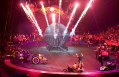 """The circus is coming to town!! Ringling Bros. and Barnum & Bailey Presents Circus XTREME will be coming to American Airlines Center August 3rd-14th. To purchase tickets go to """"www.americanairlinescenter.com"""""""