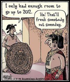 Mayan Calendar.