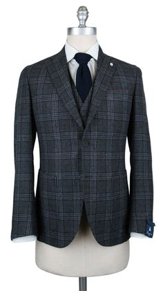 New Finamore Napoli Gray Suit -- Awesome products selected by Anna Churchill