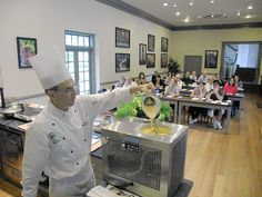 Taste Studio offers visitors samples from Colonial Williamsburg's chefs  Colonial Williamsburg unveiled a new program this year showcasing the foundation's chefs and giving visitors a chance to sample some savory recipes in a fun way.  http://www.dailypress.com/entertainment/food/dp-fea-chef-rhys-lewis-20141025-story.html