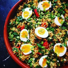 Vegeree not kedgeree from Everyday Super Food