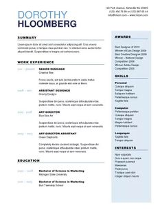 NewsletterMultitasking  Resume Templates    Resume