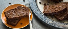 This loaf is dense, chocolaty, and moist, with undertones of pumpkin and autumnal spices laced throughout. I throw in some chocolate chips, and you may like to Chocolate Pumpkin Bread, Pumpkin Loaf, Vegan Chocolate, Chocolate Chips, Vegan Bread, Vegan Cake, Vegan Dessert Recipes, Whole Food Recipes, Vegan Sweets