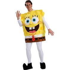 Spongebob Deluxe Adult Halloween Costume