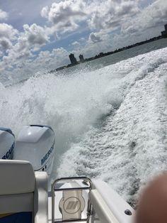 Speed Fun, Fast Boats, Power Boats, Miami, Racing, Running, Auto Racing, Motor Boats, High Performance Boat