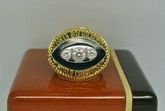 Custom 1967 PACKERS II CHAMPIONSHIP RING - Football
