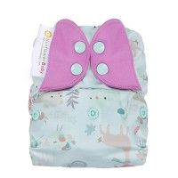 Sku: Color: FlowerPrinted Size: Adjustable One Size Sex: Unisex The inner layer dries within 1 minute. It keeps dry around the baby buns. The design of pocket diaper, there is a super absorbent insert gets hidden in patented back pocket opening. Prefold Cloth Diapers, Baby Buns, 35 Pounds, Green Animals, Lunch Box, Babies, Pocket, Unisex, Night