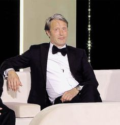 Mads Mikkelsen @ the 69th Cannes Film Festival opening ceremony