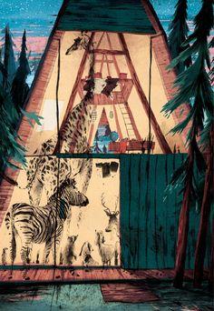 Preview of Anton Van Hertbruggen's childrens book, HET HONDJE DAT NINO NIET HAD (The doggie Nino didn't have)