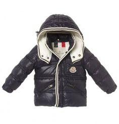 07768d0eef57 Soldes Doudoune Moncler Pas Cher Enfant Branson Bleue Blouson Noir, Kids  Clothes Sale, Boutique