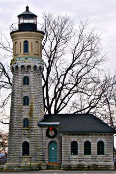 Fort Niagara State Park Lighthouse