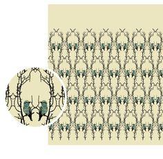 Carracas. Diseño Textil