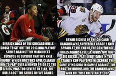 Reason number 29 Hockey is the greatest game ever. Blackhawks Hockey, Hockey Teams, Chicago Blackhawks, Hockey Players, Hockey Stuff, Caps Hockey, Chicago Bulls, Hockey Baby, Ice Hockey
