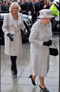 Patrons: The Queen has been patron of the charity, which helps more than 200,000 vulnerable children in the UK each year, since 1983, while Camilla was appointed its president in 2007