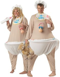 couples funny halloween costume