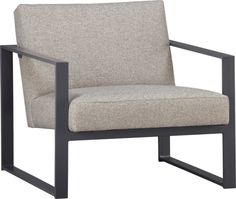 specs flax chair in chairs | CB2