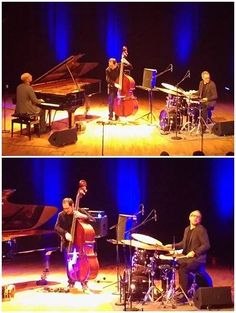 Shai Maestro Trio live in the town of Örebro, Sweden.