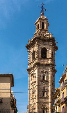 Church Santa Catalina (Plaza de La Reina) Valencia (Sony RX100M3) | Flickr - Photo Sharing!