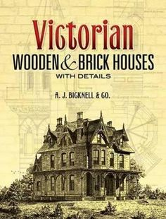 81-illustrations-depict-floor-plans-elevations-and-other-details-of-suburban-residences-capturing-the-elaborate-distinctive-beauty-of-Victorian-era-cornices-staircases-gables-verandas-doors-dormers-and-more