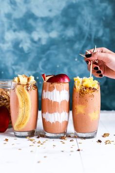 Splendid Smoothie Recipes for a Healthy and Delicious Meal Ideas. Amazing Smoothie Recipes for a Healthy and Delicious Meal Ideas. Weight Loss Tea, Lose Weight, Weight Loss Drinks, Weight Loss Smoothies, Weight Loss Plans, Healthy Snacks, Healthy Eating, Healthy Recipes, Clean Eating