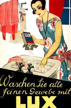 retro soap posters   Vintage Venus: Lux Soap Vintage Advertising Poster