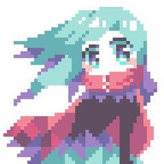 (6) Twitter Pixel Art Gif, Pixel Drawing, Anime Pixel Art, Pixel Art Games, Minecraft Pixel Art, Minecraft Buildings, Minecraft Crafts, Creeper Minecraft, Minecraft Cake