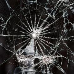 Shattered Glass Broken Texture iPad Wallpaper HD