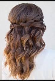Bildergebnis Fur Frisuren Hochzeitsgast Offen Frisuren Lange Haare Bildergebnis Frisuren Medium Hair Styles Medium Length Hair Styles Bridesmaid Hair