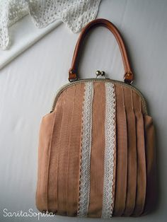 SaritaSopita ♥: bolsos Leather Backpack, Backpacks, Bags, Fashion, Coin Purses, Necklaces, Totes, Handbags, Moda