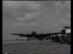 Hear the noise of those Rolls Royce Engines and watch this historic aircraft in action (Clips from the movie 'Appointment In Lonodon')